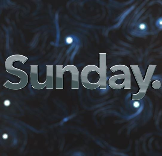 SUNDAY bkgd and logo lo sq