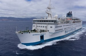 Mercy Ships operates the world's largest civilian hospital ship