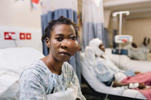 SAlematu had no access to the surgery that would save her life